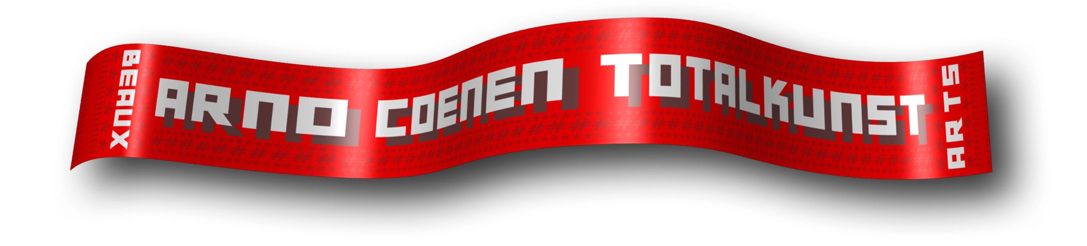 Arno Coenen Totalkunst logo